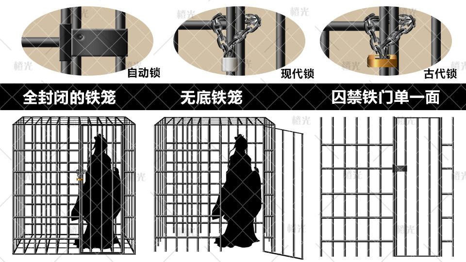 囚笼铁笼宠物笼详情 - 素材交易平台 - 橙光|66rpg