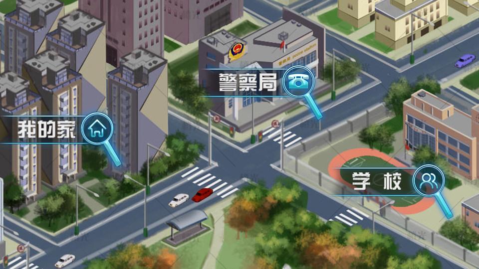 现代大地图按钮详情 - 素材交易平台 - 橙光|66rpg