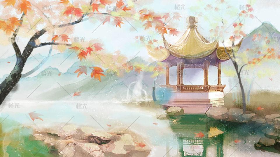 古风仙侠场景详情 - 素材交易平台 - 橙光|66rpg